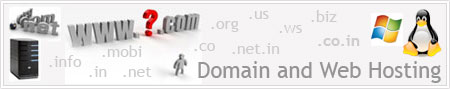 Domain and Web Hosting